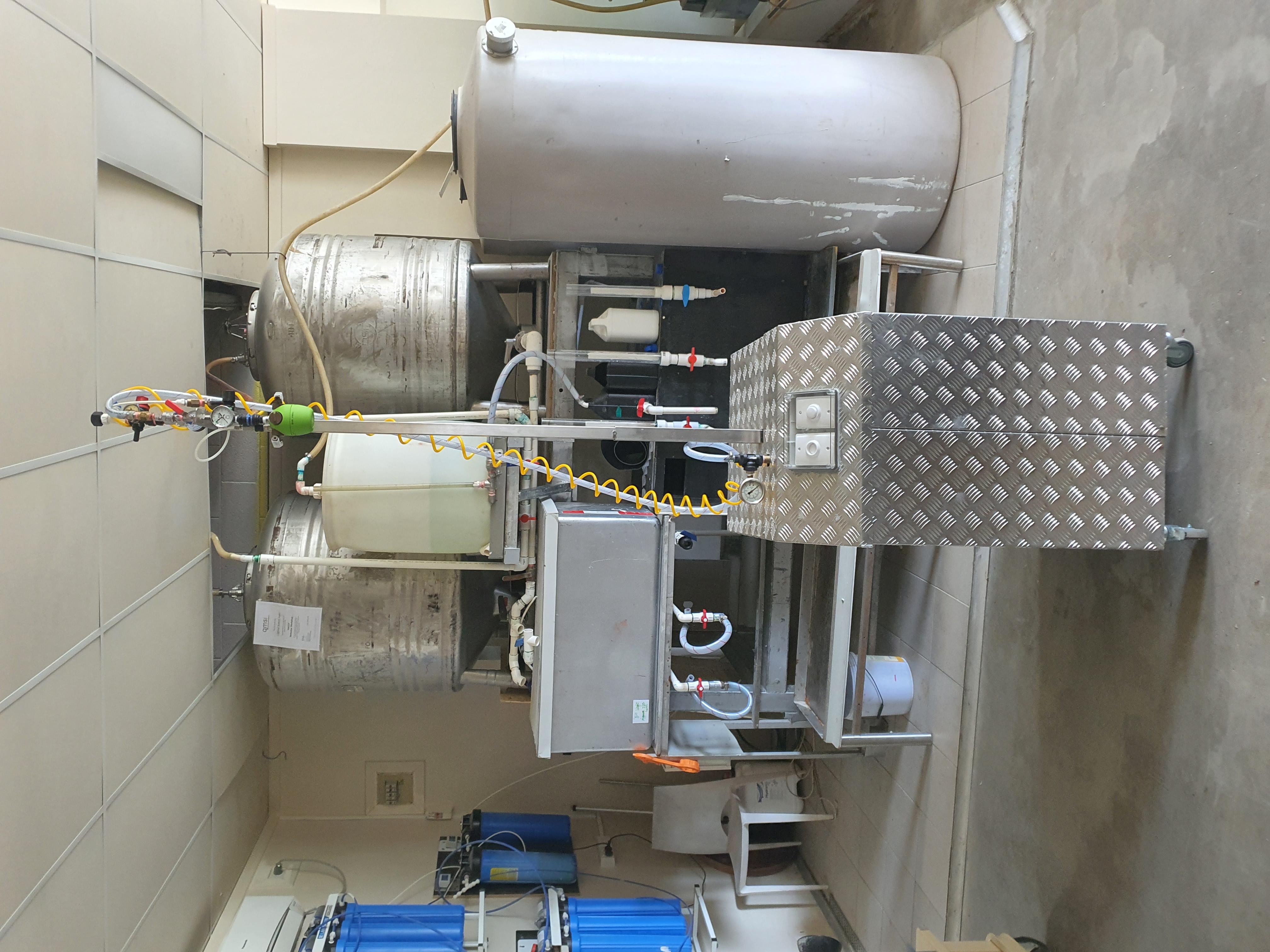 Ultra Dry Fogging System
